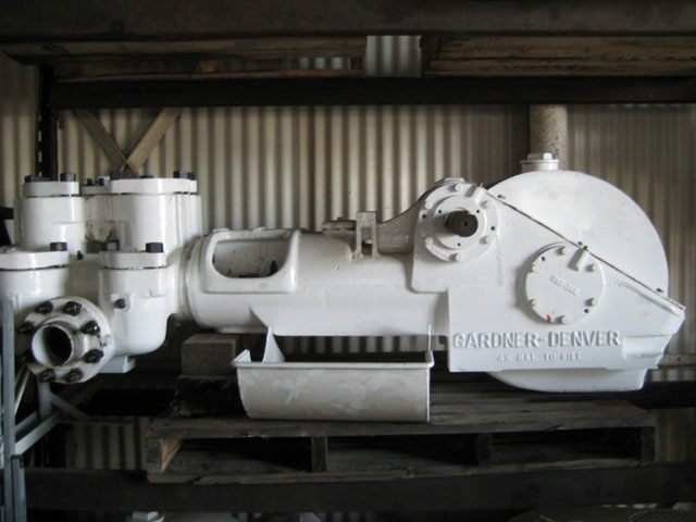 Used Equipment - McCullochs Drilling & Boring