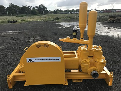 G&D Mud Pump 5x6