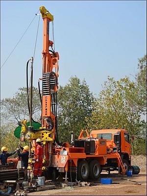 Massenza Drill Rigs - McCullochs Drilling & Boring